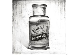 The Black Moods - Medicine - (CD)