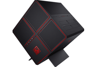 HP OMEN X 900-004ng, Gaming PC mit Core™ i7 Prozessor, 32 GB RAM, 2 TB HDD, 256 GB SSD, GeForce GTX 1070