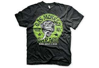 Gas Monkey Garage Green Logo T-Shirt