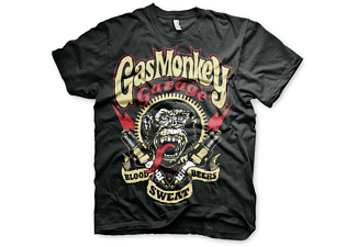 Gas Monkey Garage Spark Plugs T-Shirt