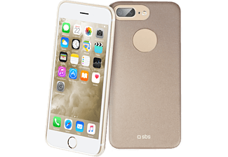 SBS MOBILE Slim Cover iPhone 7 Plus - Guld