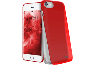 SBS MOBILE Extra Slim Cover iPhone 7 - Röd