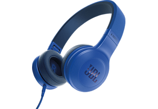 JBL E 35, On-ear Kopfhörer, Headsetfunktion, Blau