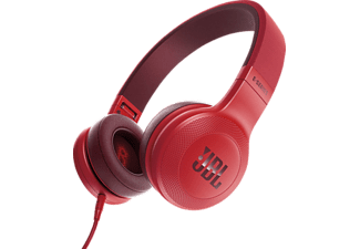JBL E 35, On-ear Kopfhörer, Headsetfunktion, Rot