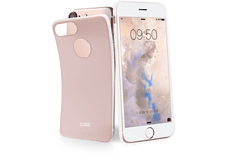 SBS MOBILE TPU Cover iPhone 7 - Svart