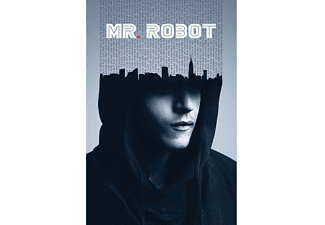 Mr.Robot Poster Hacked