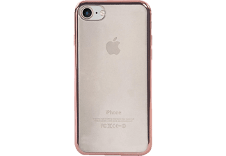 TUCANO IPH74EF-PK, Backcover, Apple, iPhone 7, Polycarbonat, Rosa
