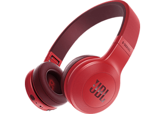 JBL E 45, On-ear , Headsetfunktion, Bluetooth, Rot