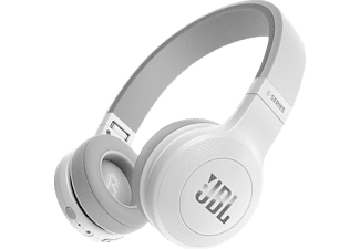 JBL E 45, On-ear Kopfhörer, Headsetfunktion, Bluetooth, Weiß