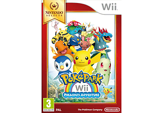 Pokepark Pikachu's Adventure (Selects) Nintendo Wii
