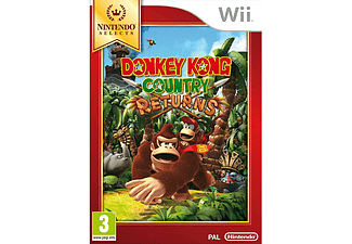 Donkey Kong Country Returns (Selects) Nintendo Wii