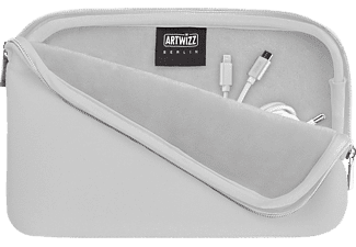 ARTWIZZ Cable, Sleeve, Universal, Silber