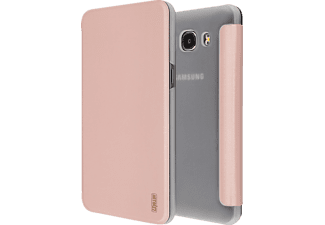 ARTWIZZ SmartJacket, Bookcover, Galaxy J5 (2016), Roségold