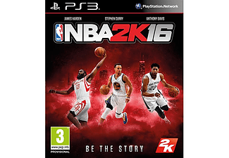 NBA 2K16 (ENG) PS3