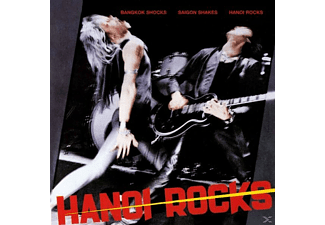 Hanoi Rocks - Bangkok Shocks,Saigon Shakes - (CD)