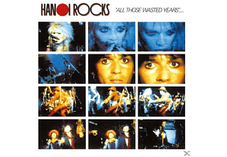 Hanoi Rocks - All Those Wasted Years-Live At The Marquee [CD]