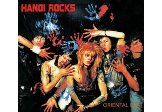 Hanoi Rocks - Oriental Beat - (CD)