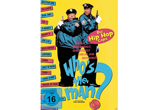 Who's the Man? - Die Hip Hop Cops - (DVD)