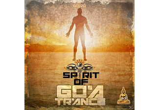 VARIOUS - Spirit Of Goa Trance 1 - (CD)
