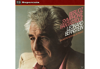 Bernstein, Orchestre National De France - Symphony Fantastique - (Vinyl)