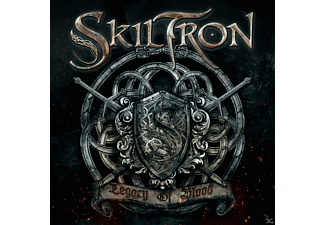 Skiltron - Legacy Of Blood - (CD)