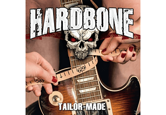 Hardbone - Tailor Made (Ltd.Marbled Coloured Vinyl) - (Vinyl)