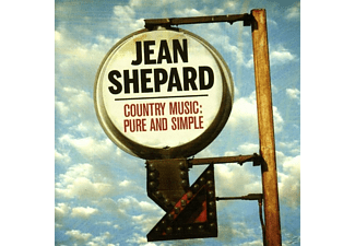Jean Shepard - Pure And Simple - (CD)