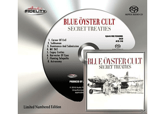 Blue Öyster Cult - Secret Treaties - (SACD Hybrid)