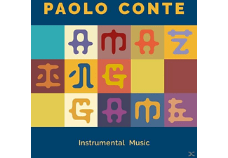 Paolo Conte - Amazing Game-Instrumental Music - (CD)