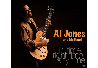 Al Jones And His Band - In time right time any time - (CD)