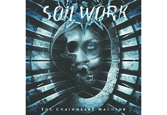Soilwork - The Chainheart Machine (Ltd.180 Gramgrey Vinyl) - (Vinyl)