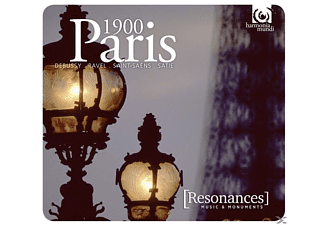 VARIOUS - Paris 1900 - (CD)