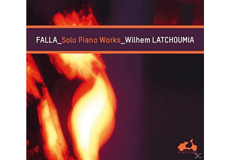 Wilhem Latchoumia - Falla: Solo Piano Works - (CD)