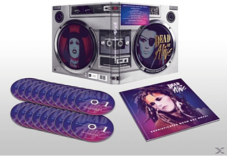 Dead Or Alive - Sophisticated Boom Box Mmxvi (Deluxe Boxset) - (CD)