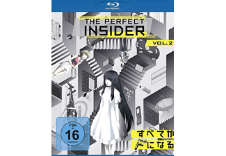 The Perfect Insider - Vol. 2 - (Blu-ray)