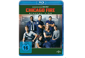 Chicago Fire 4. Staffel [Blu-ray]