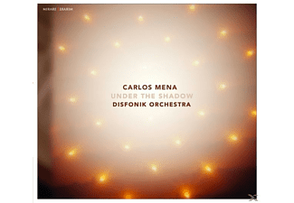 Carlos Mena, Disfonik Orchestra - Under The Shadow - (CD)
