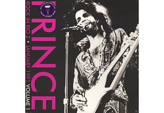 Prince - Rock In Rio 2 • Volume 1 January 1991 - (Vinyl)
