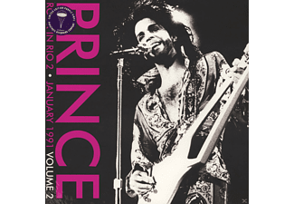 Prince - Rock In Rio 2 • Volume 2 January 1991 - (Vinyl)