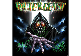 Poltergeist - Back To Hunt [CD]