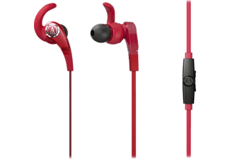 AUDIO-TECHNICA ATH-CKX7iSRD In-ear Kopfhörer Rot
