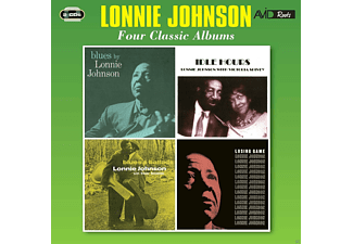 Lonnie Johnson - Four Classic Albums - (CD)