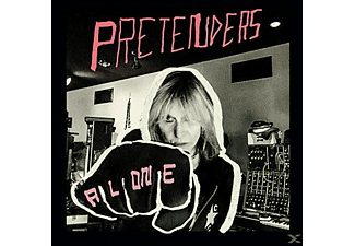 The Pretenders - Alone - (CD)