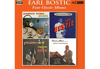 Earl Bostic - Four Classic Albums - (CD)
