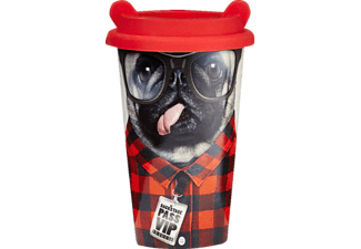 MUSTARD 13523 Mops Thermobecher
