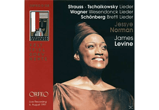 James Levine, Norman Jessye - Norman/Levine: Lieder - (CD)