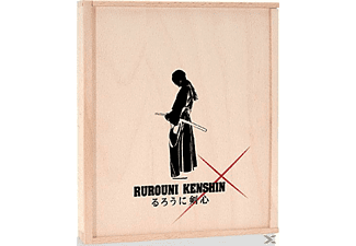 Rurouni Kenshin Trilogy - Ltd. Collector's Edition [Blu-ray]