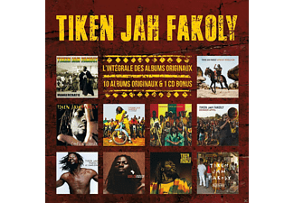 Tiken Jah Fakoly - Tiken Jah Fakoly Collection - (CD)