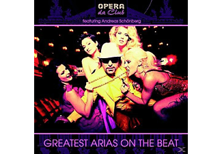 Opera Da Club, Andreas Schöneberg - Greatest Arias On The Beat [CD]