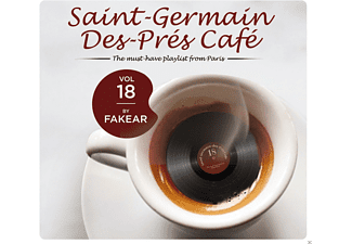 VARIOUS - Saint-Germain-des-Prés Café 18 - (CD-Case)